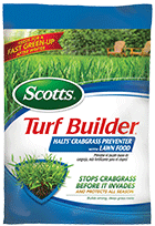 Turf Builder with Halts