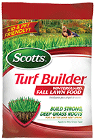Turf Builder Fall Lawn Food