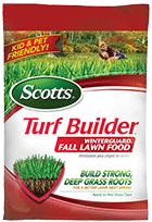 Turf Builder Fall Lawn Food