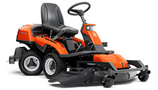 Articulating Mowers AWD