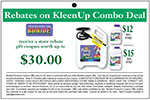 KleenUp Combo Deal