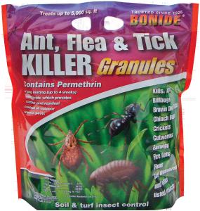 Bonide Ant, Flea & Tick Granules