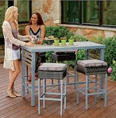 Delphi Seating Set