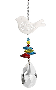 Crystal Fantasy Sun Catcher - Bird