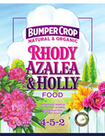 Bumper Crop Rhody, Azalea & Holly Food