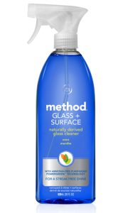 Method Glass and surface cleaner