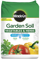 Miracle Grow Veggies and Herbs