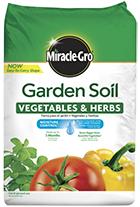 Miracle Grow Veggies and Herbs