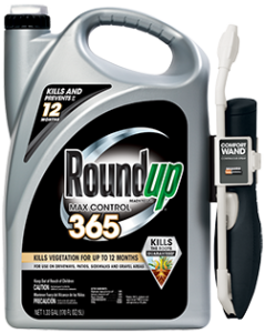 Roundup Vegetation Killer