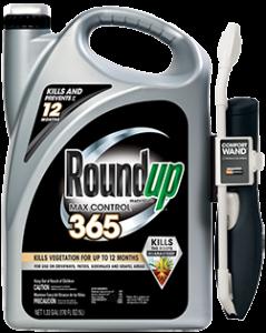Roundup Vegetation Killer
