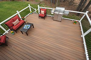 Fiberon Symmetry Decking