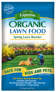 Espoma Lawn Fertilizer