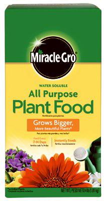 Miracle Grow Plant Food Benson Lumber Amp Hardware