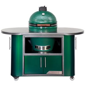 Custom Island Big Green Egg