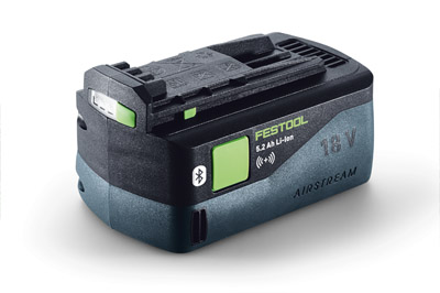 Festool CT Dust Extractors with BLuetooth