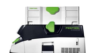 Festool superior dust extraction