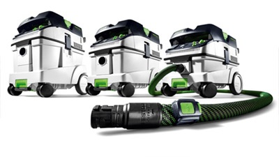 Festool superior dust extraction