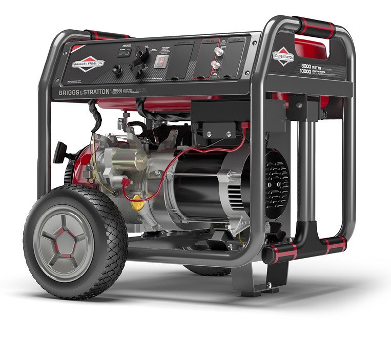 Briggs and Stratton 800 Series