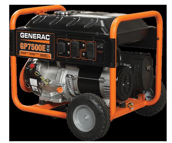 Generac 7500 Generator