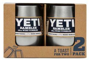 Yeti Wine Tumblers 2 pack