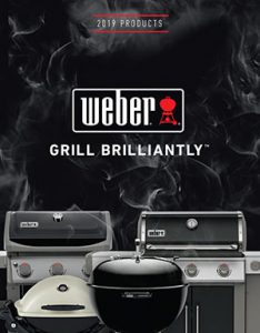 Weber 2019 Catalog Click Here