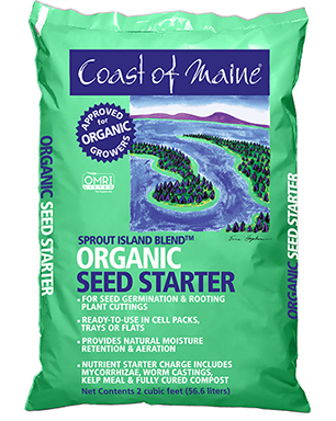 Coast of Maine Seed Starter