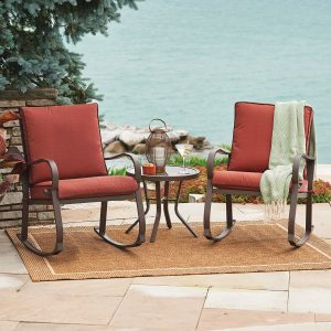 Galena 3 piece patio set