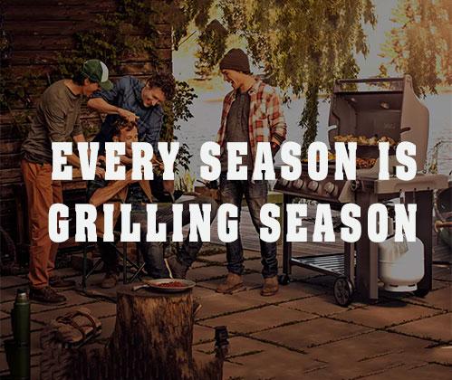 Weber Grilling Season