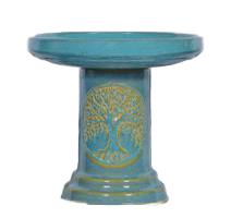 Tree-of-Life-Birdbath-Mosaic-Turquoise