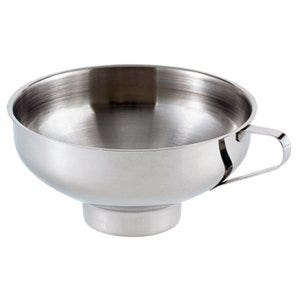 Canning Funnel, 18/8 Stainless Steel