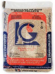 LG Pellet Fuel